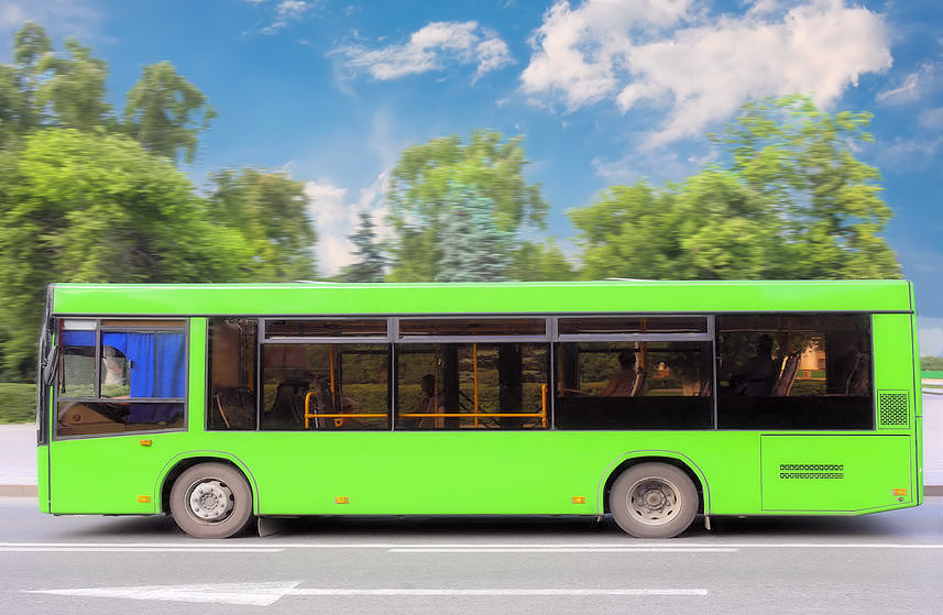 do green buses pass the performance test